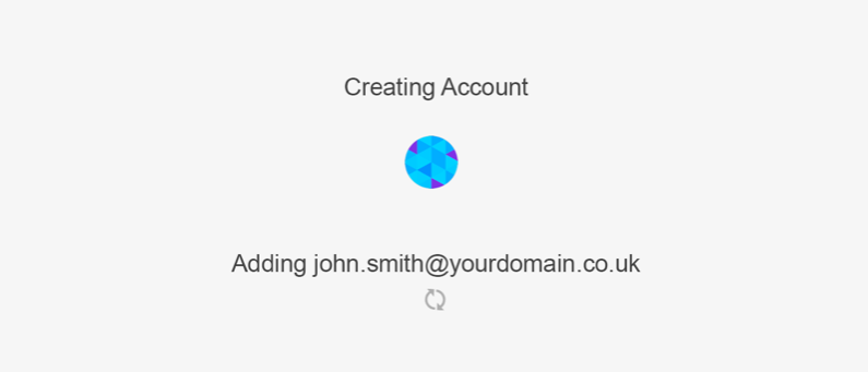 Air Mail 3 Creating Account Screen